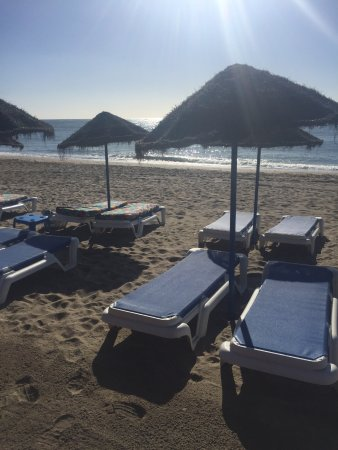 Playa El Bombo