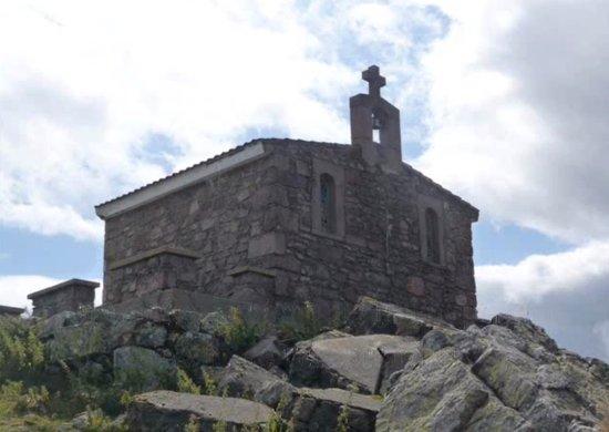 Chapelle Notre-Dame de l'Oylarandoy.