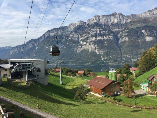 Oberterzen, Suiza: A 5 minuti a piedi dall'hotel!