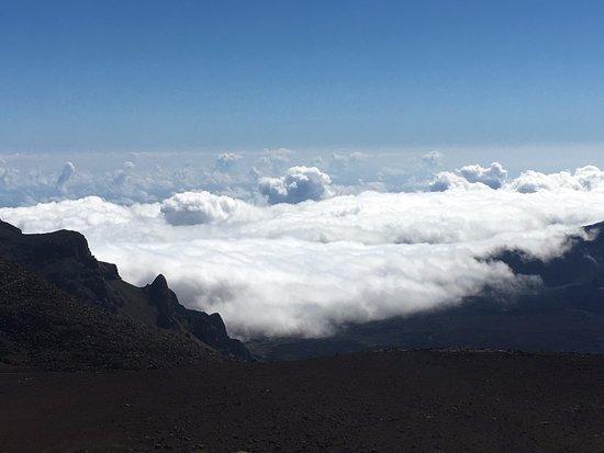 Paia, ฮาวาย: Beautiful views of Haleakala.