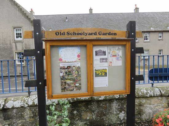 Culross Old School Yard Community Garden