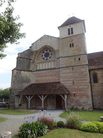 Saint-Vincent-de-Paul, France: Église Saint-Jean-Baptiste, Sorde-l'Abbaye (Landes, Nouvelle-Aquitaine), France.