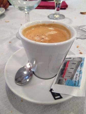 Sant Quirze de Besora, สเปน: Café cortado