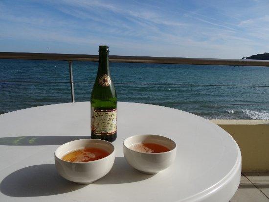 Pierre & Vacances Résidence Cap Morgat : Vue depuis notre balson