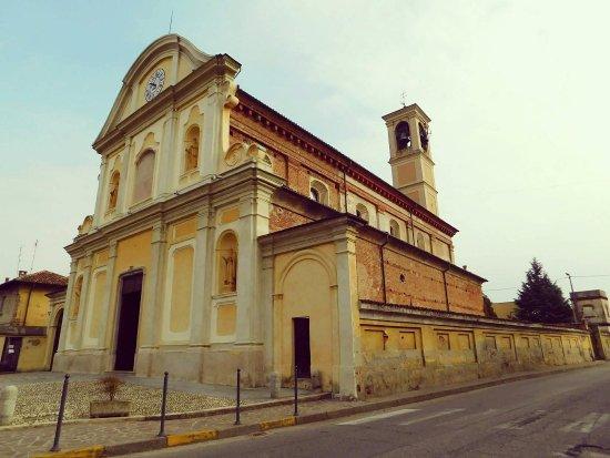 Lardirago, Italy: Chiesa del SS. Corpo di Cristo e S. Zenone vescovo