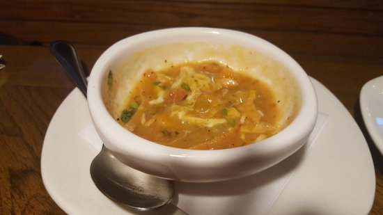 Outback Steakhouse: soup