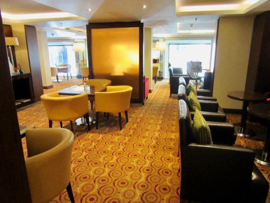 Renaissance Amsterdam Hotel: Executive Lounge