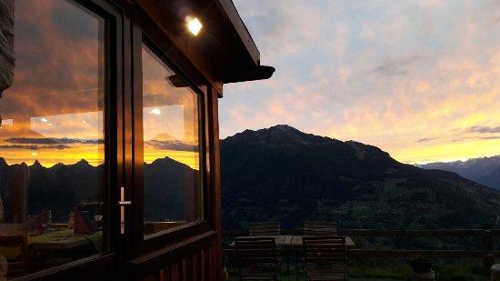Veysonnaz, İsviçre: La Remointze
