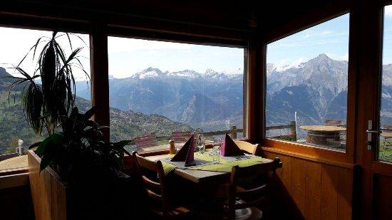Veysonnaz, Switzerland: La Remointze