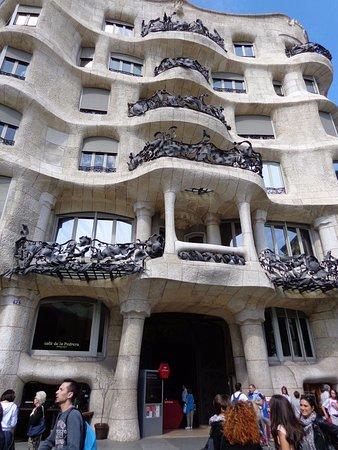 GoBarcelonaTours: Casa Mila/La Pedrera