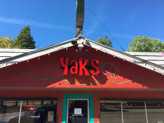YAKS on the 5: Yet Another Koffee Shop- but not like any coffee shop you've been to