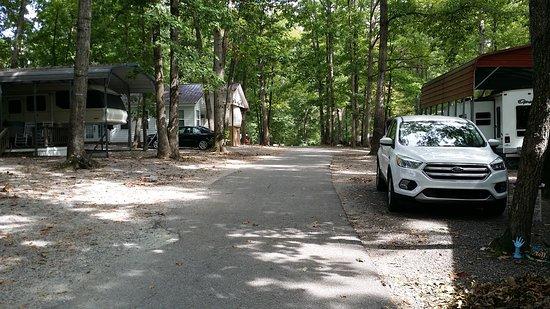 Sherrills Ford, NC: Wildlife Woods Campground