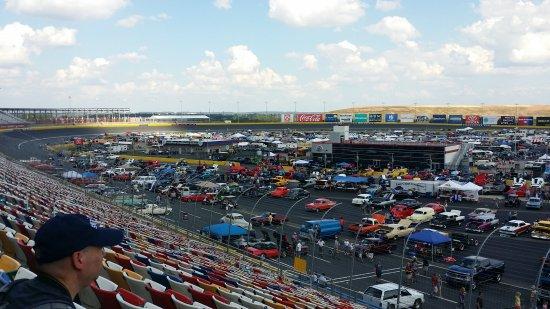 Κόνκορντ, Βόρεια Καρολίνα: Charlotte Motor Speedway