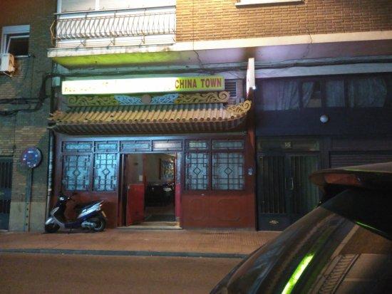 Restaurante chino chinatow en alcal de henares con cocina - Cocinas en alcala de henares ...