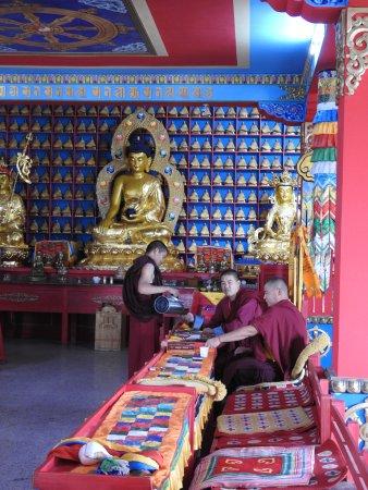 Sainshand, Монголия: Sala delle preghiere