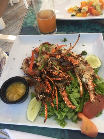 St Tropez Restaurant Boca Chica