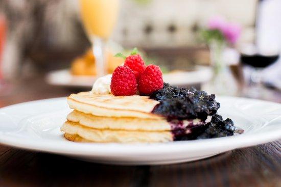 Maizal Restaurant Astoria: Blueberry Pancakes