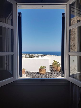 Aegean View Hotel : Perfect view from room 511
