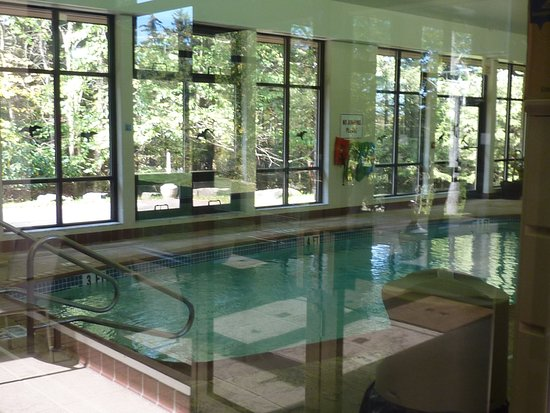 Blackwater Falls State Park Lodge Davis