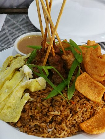Cavite Province, Philippines : Nasi