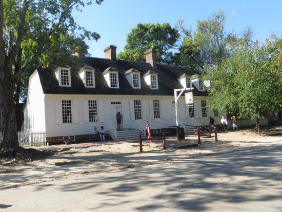 Colonial Williamsburg Wetherburn Tavern