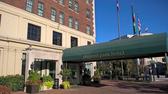 Phoenix Park Hotel - UPDATED 2017 Prices & Reviews (Washington DC) - TripAdvisor