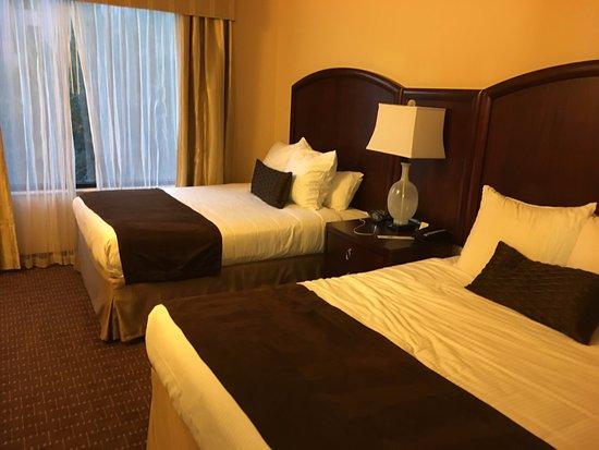 Caribe Royale Orlando: Bedroom