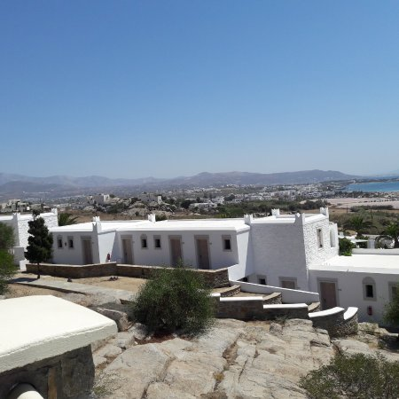 Hotel Kavuras Village: vista