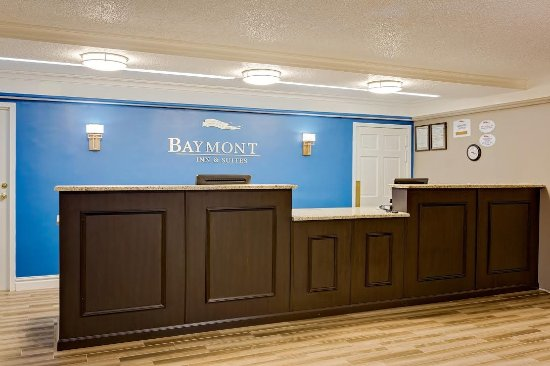 Baymont Inn & Suites Orange Park Jacksonville: Lobby