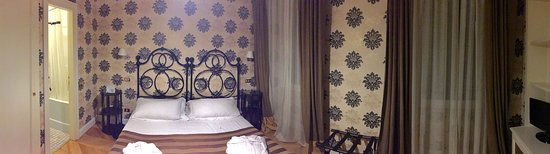 Hotel anahi 69 9 2 prices reviews rome italy for Boutique hotel anahi roma