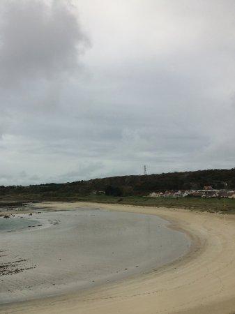 Alderney, UK: Braye Beach
