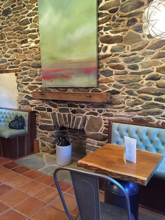 Upperville, VA: Tasting Room interior.