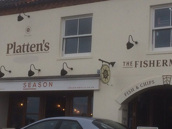 Plattens Fish and Chips: Avoid
