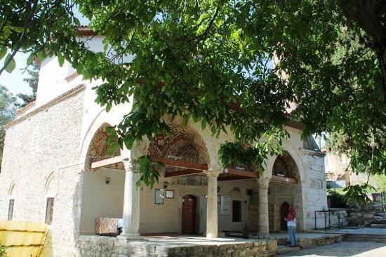 Kula, Turkey: Carullah mosque
