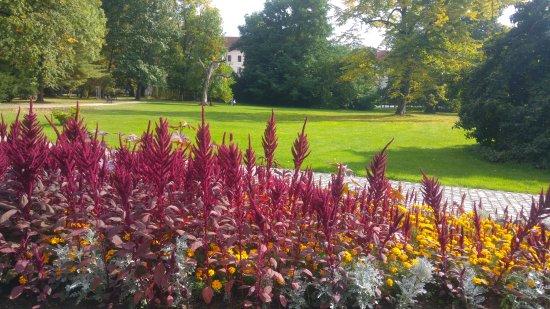 Trebon Castle Park