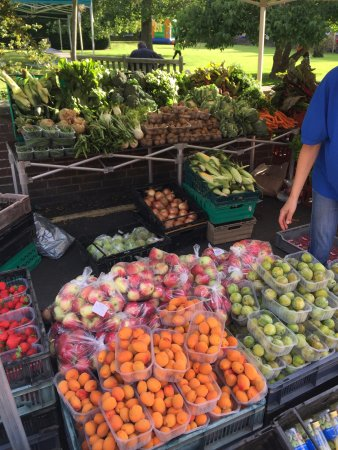 Bilting, UK: Wye Farmers Market