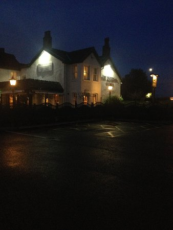 The Windmill at Tabley in Cheshire (junction 19 M6)