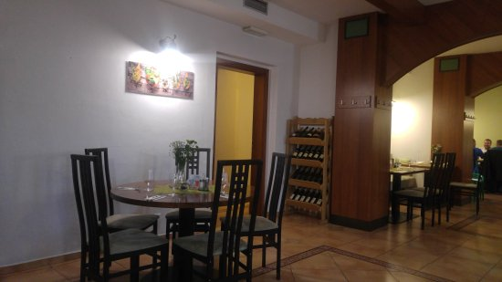Třeboň, Česká republika: Pizza Restaurant Oregano