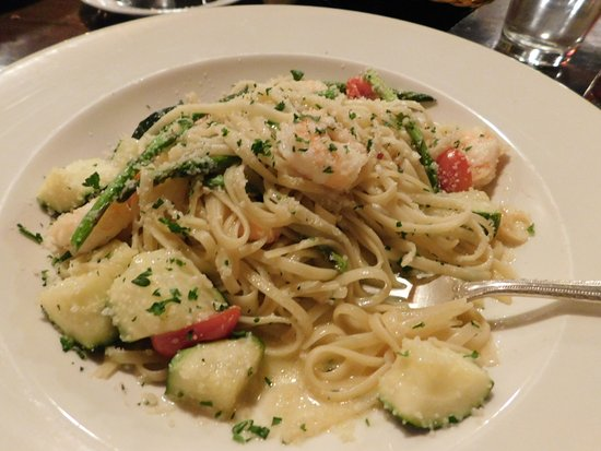 Pinos Altos, NM: Shrimp Scampi