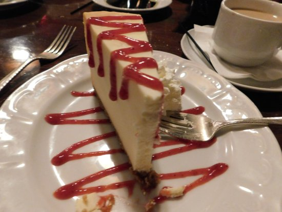 Pinos Altos, NM: New York Cheesecake