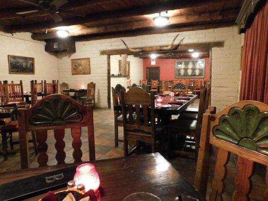 Pinos Altos, Nuevo Mexico: Interior