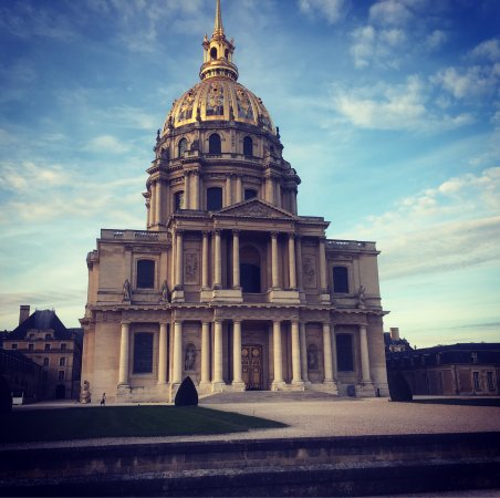 Hotel De France Invalides It Was Closed By The Time We Got There So