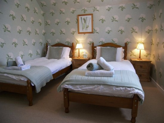 Coshieville House Bed & Breakfast: Exceptional High Standard