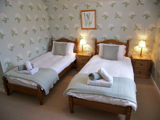 Coshieville House Bed & Breakfast: Cosy