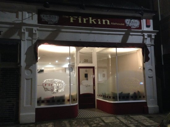 The Firkin Alehouse