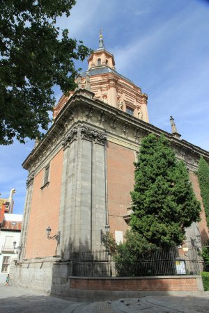 Photo of Iglesia de San Andres in Madrid, , ES