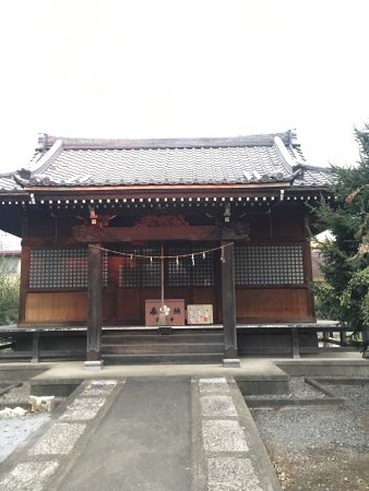 Oinezuka Shrine