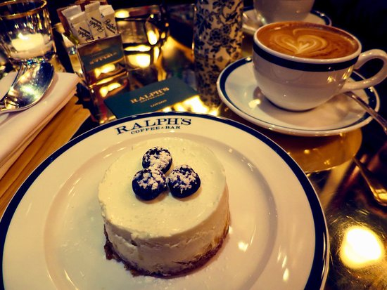Ralph 39 s coffee bar london omd men om restauranger for Ralph s coffee london