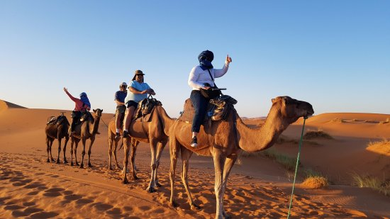 Trip in Morocco - Day Tours