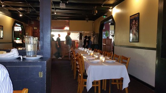 Carmichael, CA: One of the dining rooms